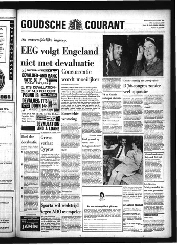 Goudsche Courant 1967-11-20