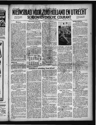Schoonhovensche Courant 1948-04-09
