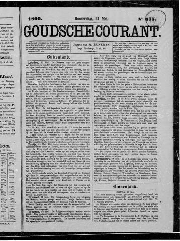 Goudsche Courant 1866-05-31