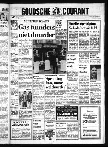 Goudsche Courant 1985-02-26