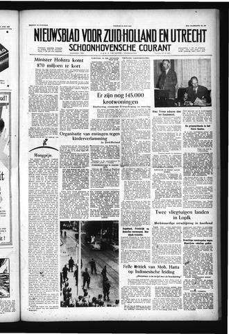 Schoonhovensche Courant 1957-06-14