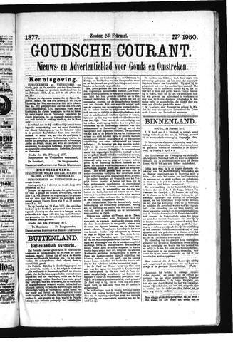 Goudsche Courant 1877-02-25