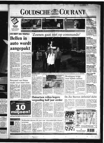 Goudsche Courant 2001-05-18