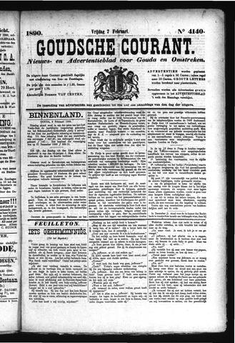 Goudsche Courant 1890-02-07