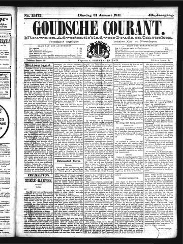 Goudsche Courant 1911-01-31