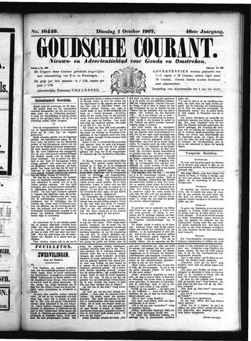 Goudsche Courant 1907-10-01