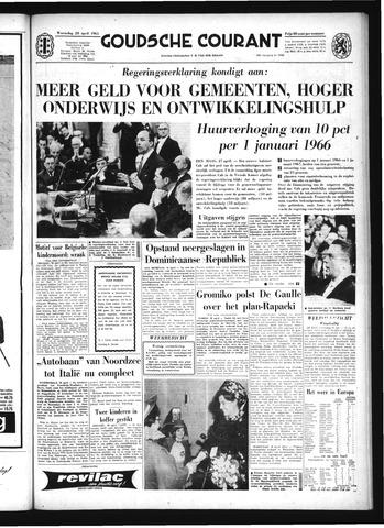 Goudsche Courant 1965-04-28