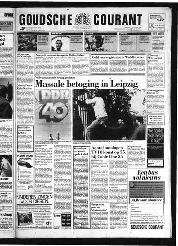 Goudsche Courant 1989-10-03