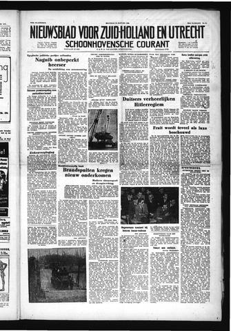 Schoonhovensche Courant 1953-01-19