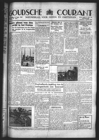 Goudsche Courant 1941-09-18