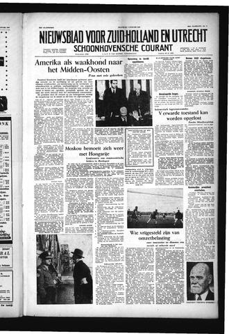 Schoonhovensche Courant 1957-01-07
