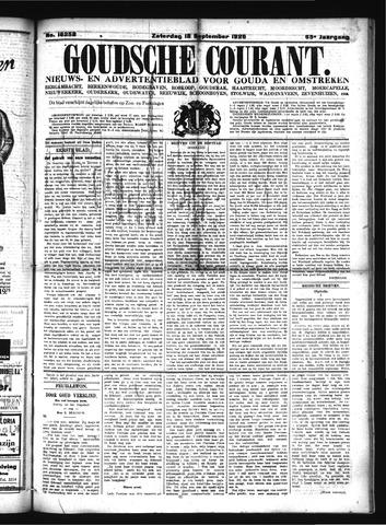 Goudsche Courant 1926-09-18