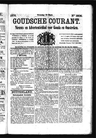 Goudsche Courant 1876-03-29