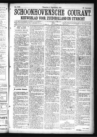 Schoonhovensche Courant 1926-09-06