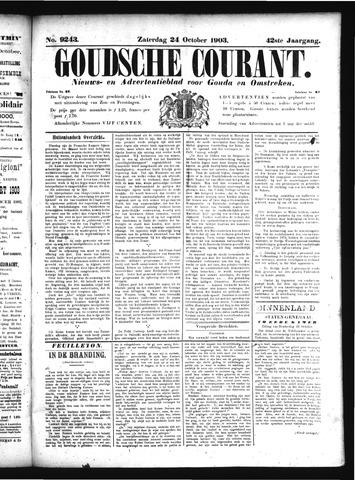 Goudsche Courant 1903-10-24