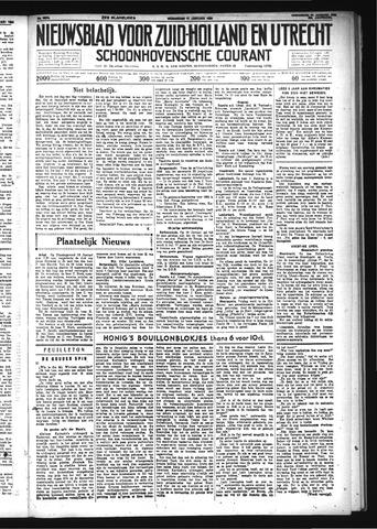 Schoonhovensche Courant 1934-01-17
