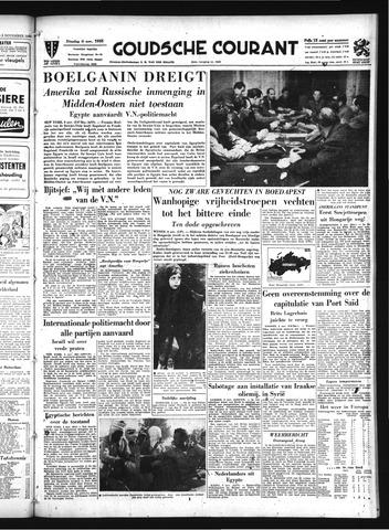 Goudsche Courant 1956-11-06