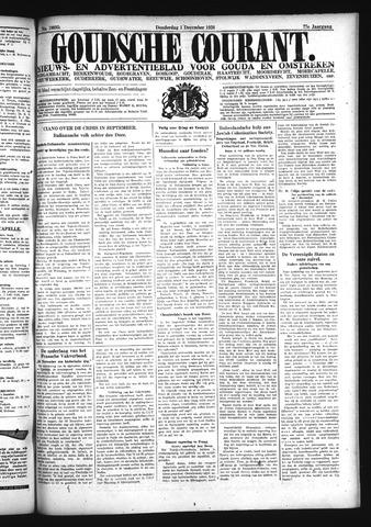 Goudsche Courant 1938-12-01