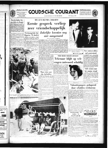 Goudsche Courant 1964-07-27