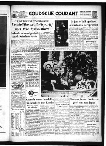 Goudsche Courant 1962-05-01