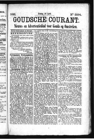 Goudsche Courant 1881-04-10