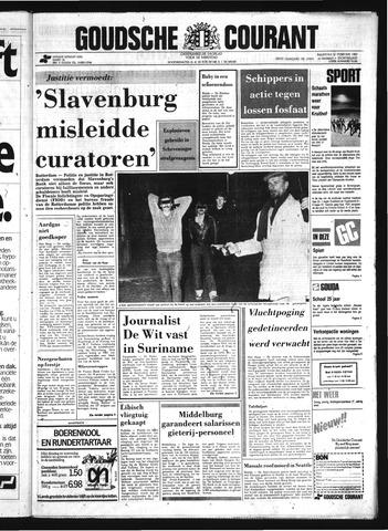 Goudsche Courant 1983-02-21