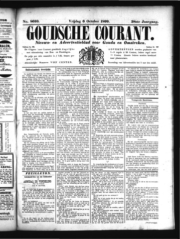 Goudsche Courant 1899-10-06