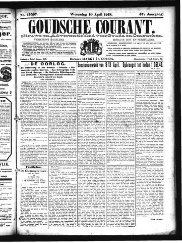 Goudsche Courant 1918-04-10