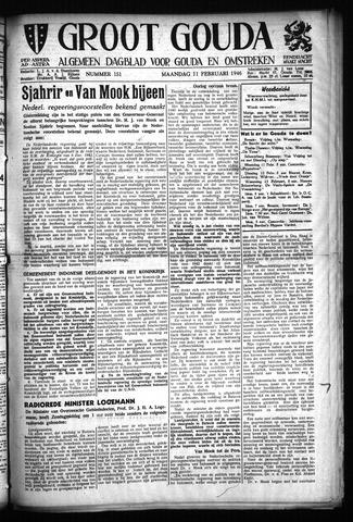 Groot Gouda 1946-02-11