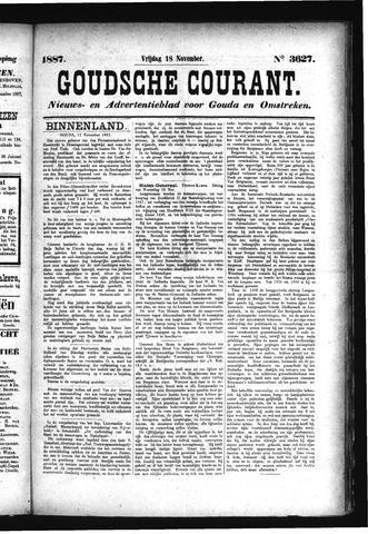 Goudsche Courant 1887-11-18
