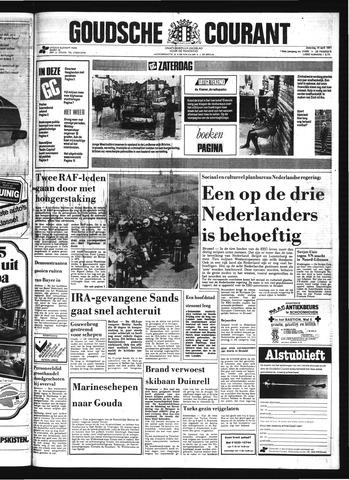 Goudsche Courant 1981-04-18