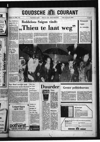 Goudsche Courant 1975-04-22