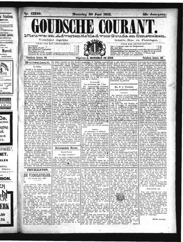 Goudsche Courant 1913-06-30