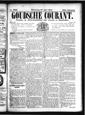 Goudsche Courant 1905-05-27