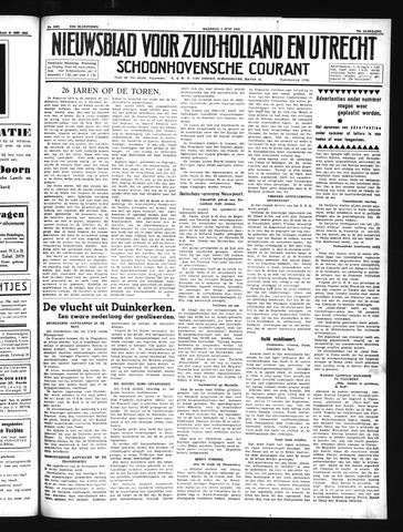 Schoonhovensche Courant 1940-06-03