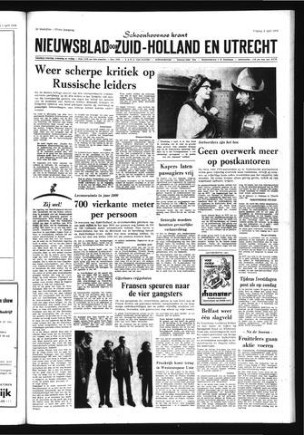 Schoonhovensche Courant 1970-04-03