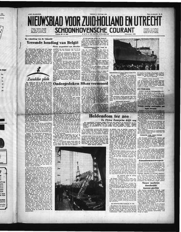 Schoonhovensche Courant 1952-01-04