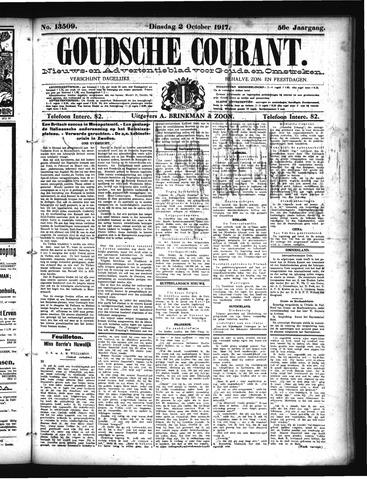 Goudsche Courant 1917-10-02