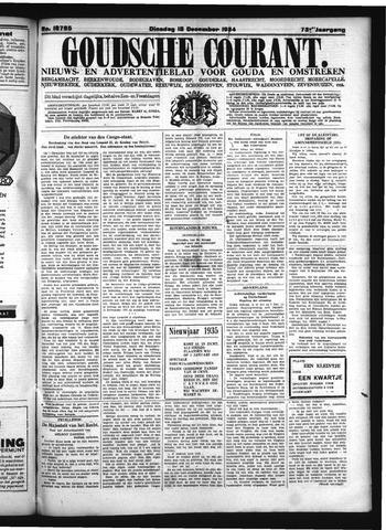 Goudsche Courant 1934-12-18