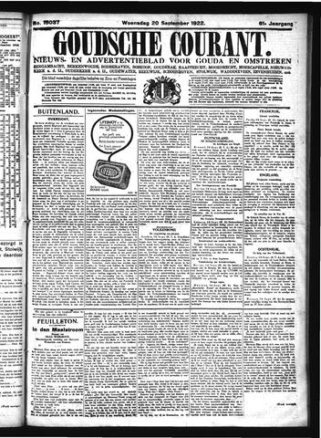 Goudsche Courant 1922-09-20