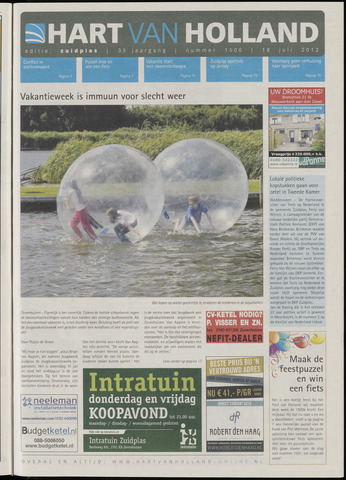 Hart van Holland - Editie Zuidplas 2012-07-18