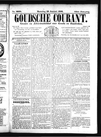 Goudsche Courant 1906-01-29