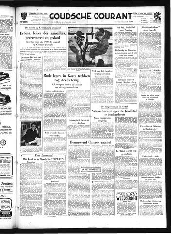 Goudsche Courant 1950-11-15