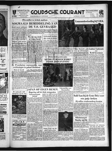 Goudsche Courant 1951-09-27