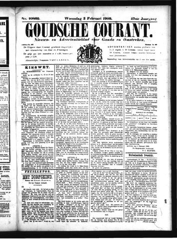 Goudsche Courant 1909-02-03