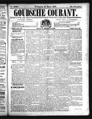 Goudsche Courant 1913-03-19