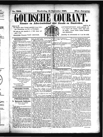 Goudsche Courant 1898-09-15