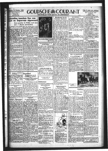 Goudsche Courant 1943-10-12