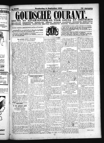 Goudsche Courant 1933-09-14