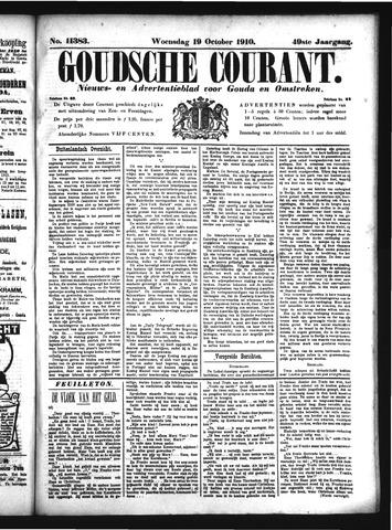 Goudsche Courant 1910-10-19